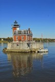 Hudson Athens Lighthouse