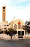 The Coptic Church.