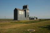 Grain elevator-Medicine Lake, MT