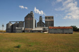 North Dakota grain elevator.