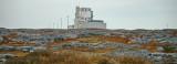 Manitoba grain elevators.