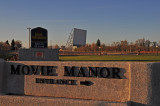 Star Drive In & Best Western Movie Manor Motel.