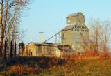 Glengarry, MT old grain elevator.