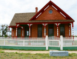XIT Ranch, General Offices.