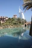 REFELECTION IN WATER - BURJ AL ARAB