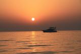 SUNSET AT JUMEIRAH BEACH