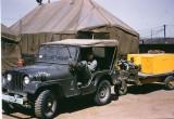K-16 Gypsy Jeep '54