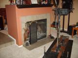 B Fireplace
