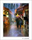 Marchons sous la pluie - 12e place
