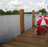 Fishing with Nana