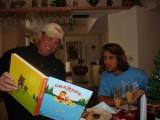 Grandpa book recorded