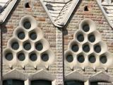 Barcelona - Sagrada Familia windows