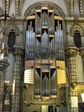 Barcelona - Montserrat Monastery organ