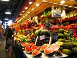 Barcelona - La Boqueria Market