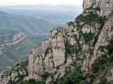 Barcelona - View from Montserrat