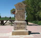 We're in Palencia!!!