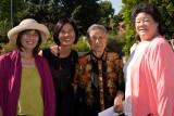Pat, Diane, May and Carol
