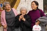 Barbara, Stella and Anita