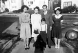 Barbara, Seenie, Allen, Arthur, Rowena