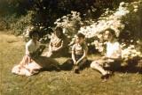 Barbara, Isabelle, Allen, Elizabeth
