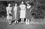Elizabeth, Isabelle, Barbara, Rowena