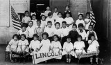 Lincoln School Oakland, California  1922