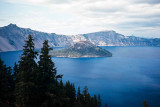 Trip to Lassen Volcanic National Park and Crater Lake National Park  Sept 1967