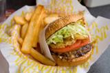 The Banzai Burger at Red Robin