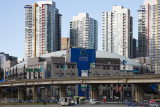 Rogers Arena (formerly General Motors Place) - Home of the Vancouver Canucks