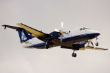 Pacific Coast Airlines Beech 1900C C-FPCV