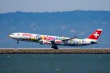 6/27/2010  Swiss International Air Lines Airbus A340-313X HB-JMJ