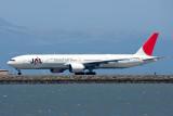 7/4/2010  Japan Airlines - JAL Boeing 777-346/ER JA738J