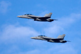 10/06/2010  Two Boeing F/A-18E/F Super Hornets
