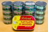 12/3/2010  Tuna and Anchovies