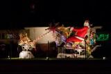 12/9/2010  Skeleton Santa Biker