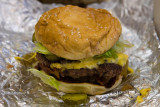 12/19/2010  Five Guys Bacon Cheeseburger