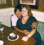 This was probably our second or third date  9/1989