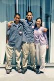 Eric, Adam and Cassie
