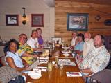 Mike's retirement dinner