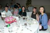 Uncle Bohe, Eva, Gail and Denise Tan