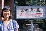 Diane in Shanghai