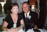 Gail and Elliot at Adam's wedding  6/24/2006