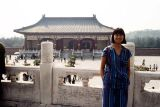 Diane, Forbidden City, Beijing, China