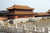 HongYi Pavillion, Forbidden City, Beijing, China