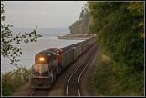 BNSF Loaded Coal Train