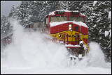 Winter on the Scenic Sub (Stevens Pass)