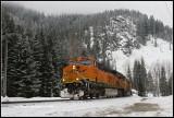 Z Train @ East Portal