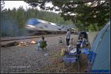 Railfans @ Gaynor WA