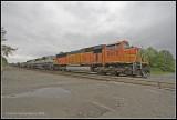 Empty Coal Train @ Lowell