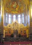 The Central Nave and the Iconostasis